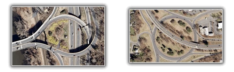 Aerial and Digital Slide